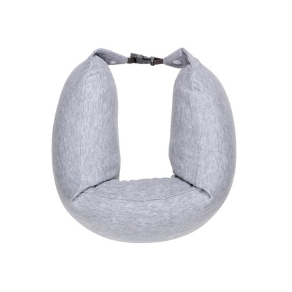 小米8H多功能護頸枕定制 泰國天然乳膠顆粒U型枕辦公午睡飛機旅行多功能護頸枕U1