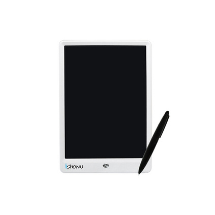 爱写新款10寸lcd液晶电子?#20013;?#26495;定制 草稿本写字板儿童画板