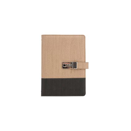 密碼本移動電源筆記本6000毫安充電寶日記會議記錄本子