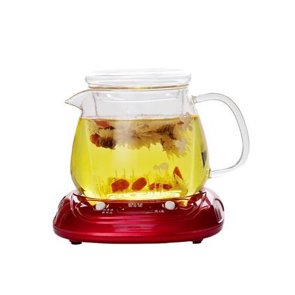 可調茶具保溫底座茶爐茶座暖奶器電熱杯墊茶水加熱恒溫寶定制