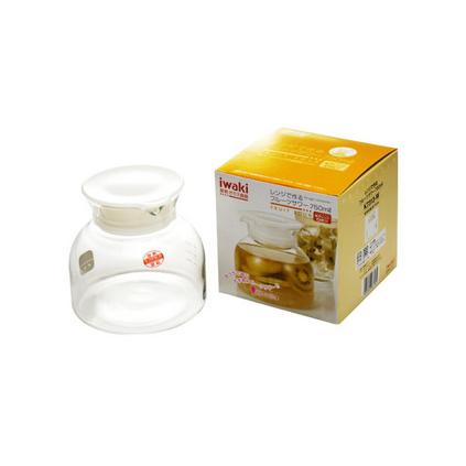 日本iwaki怡萬家原裝進口耐熱玻璃果醋瓶水果酵素瓶泡藥酒玻璃瓶定制