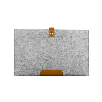 蘋果筆記本電腦Macbook內膽包Air/Pro 11 13寸15毛氈保護皮套定制