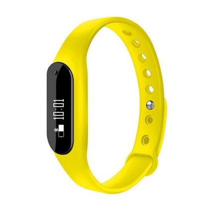 池古C6动态心率监测消息提醒蓝牙防水计步运动智能手环
