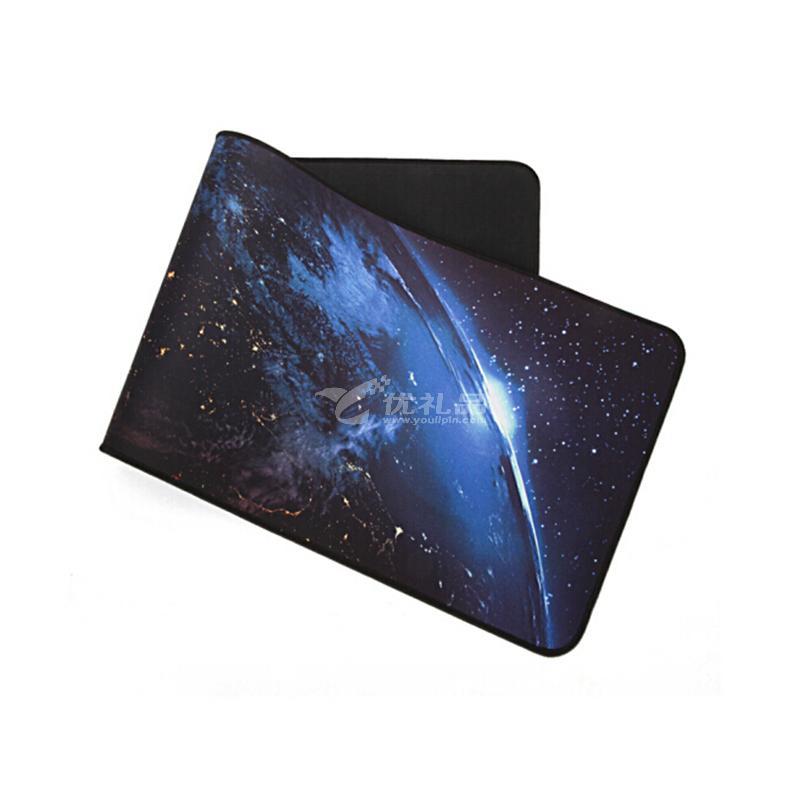 镭拓(Rantopad) H1X时尚游戏编织布面橡胶鼠标垫 超大号加厚版桌垫定制