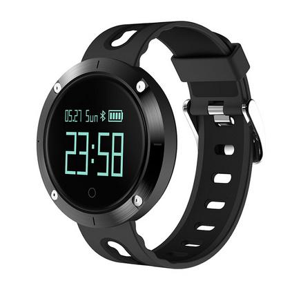 智能手环心率血压手表健康计步器防水男女学生运动手环定制 DM58