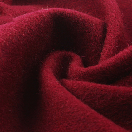 上海故事男士女士簡約情侶款秋冬季加厚長款紅色韓版百搭羊毛圍巾定做