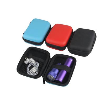 新款旅行時尚便攜移動電源車充套裝定制