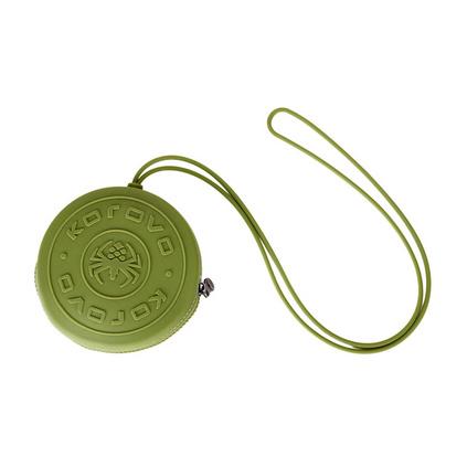 創意多功能收納購物袋圓形卡包零錢包定制