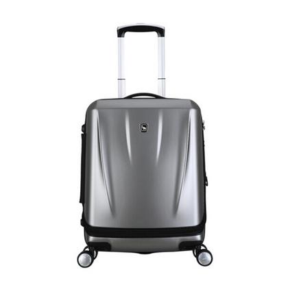 愛華仕OCX6168 24寸旅行拉桿箱商務出差海關登記箱定制