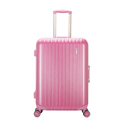 愛華仕OCX6228 24寸萬向輪拉桿箱鋁制邊框行李箱定制