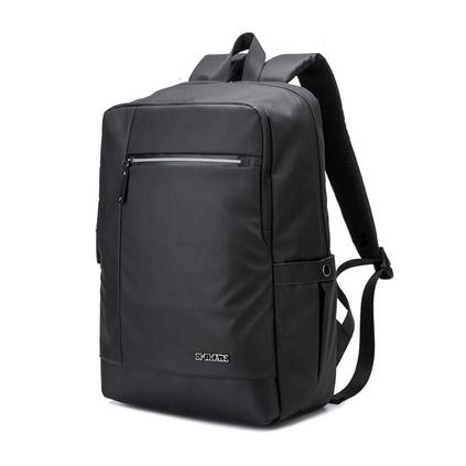 瑞士軍刀瑞制SWIMADE時尚休閑雙肩包商務黑色青年筆記本電腦包定制