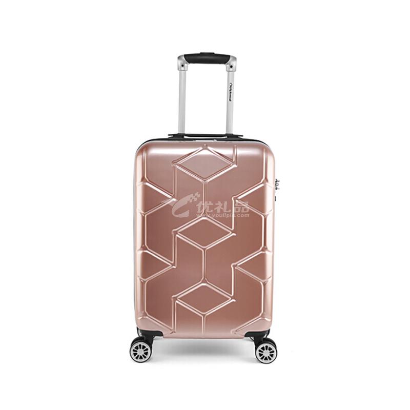 外交官DS-1292 20寸時尚拉桿箱旅行箱行李箱定制