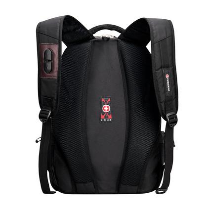瑞士軍刀新款商務15寸電腦包雙肩包定制SA-62009