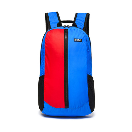 拓藍(TULN)冰火輕量化背包便攜式背包折疊包登山皮膚包輕盈背包定制