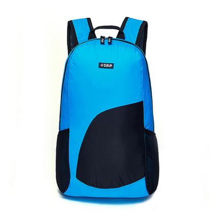 拓藍(TULN)戶外旅行登山包便攜折疊包多功能運動防水耐磨背包定制