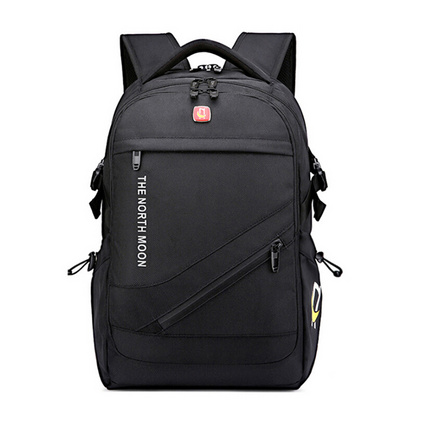新款商務背包男士高檔雙肩電腦包旅行雙肩包時尚雙肩背包定制