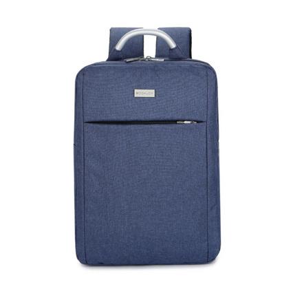双肩包商务男士笔记本电脑包学生牛津布背包15寸书包定制