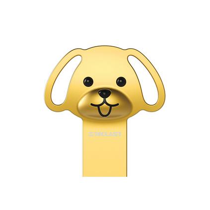 臺電 Teclast 32GB 創意個性十二生肖紀念版之狗形象金屬U盤定制