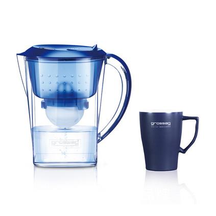 grossag格罗赛格净水壶家用自来水过滤壶定制