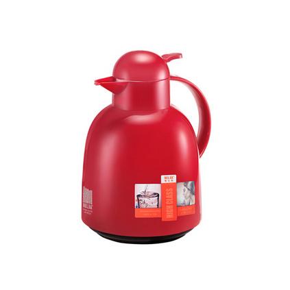 物生物/RELEA 1.5L大容量歐式家居創意保溫壺 玻璃內膽居家辦公暖壺熱水瓶定制