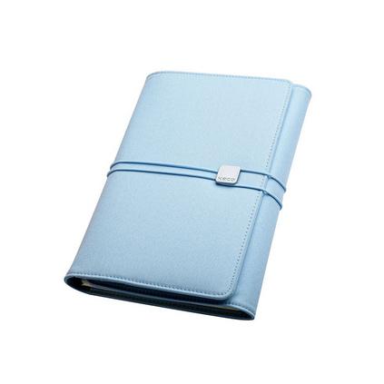 KACO爱乐岁月静好精品商务办公笔记本 随行记事本 会议旅行礼品套装定制
