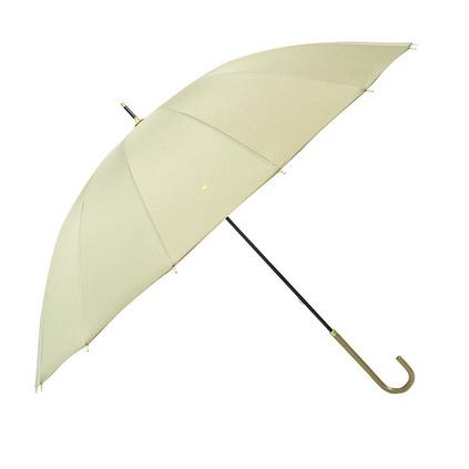 16骨日本創意簡約雨傘韓版小清新復古防風加固長柄傘定制