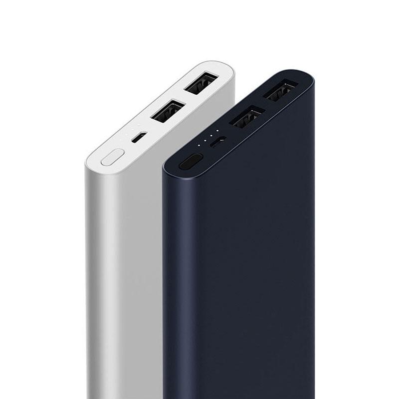 正品小米10000mAh 2代移动电源迷你手机充电宝品牌移动电源