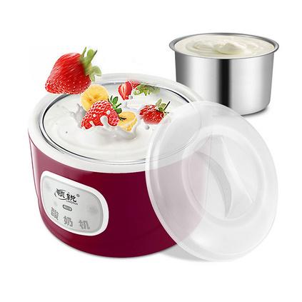 领锐 家用全自动米酒纳豆机不锈钢内胆迷你酸奶机定制