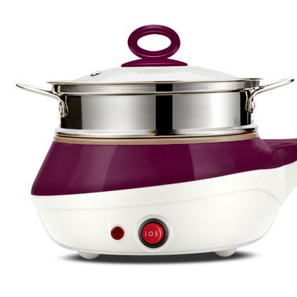 領銳多功能不粘鍋小煎鍋不銹鋼煮蛋器蒸蛋機定制