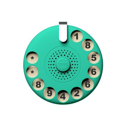 開了bbdd嗶嗶嘀嘀臨時停車牌老電話趣味香薰香氛個性停車電話牌定制