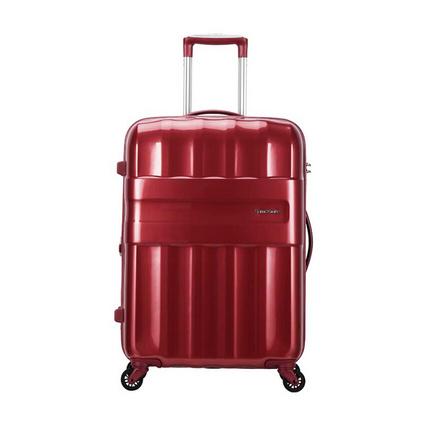 Samsonite/新秀麗S43時尚擴展層旅行箱鏡面設計行李箱定制20寸