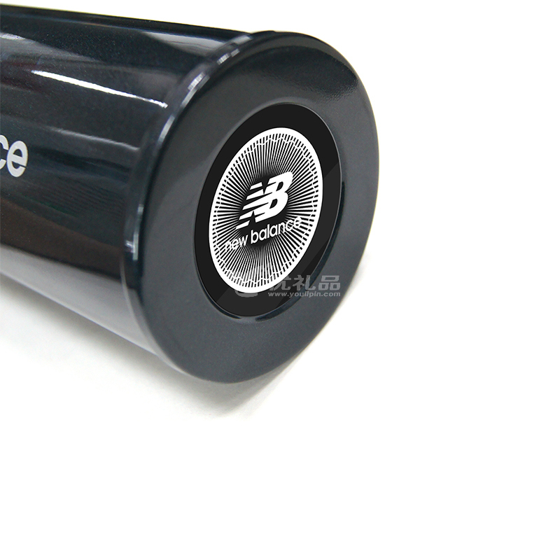 New Balance TCH003-BK不銹鋼真空保溫杯定制