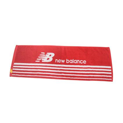 New Balance TOL0001-RD运动毛巾时尚健身吸?#20849;?#27735;毛巾定制