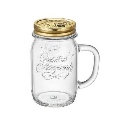 意大利進口公雞杯四季把手杯休閑茶杯咖啡杯2件套定制