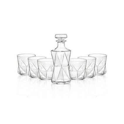 卡斯欧匹酒樽酒杯7件套饮酒酒具商务礼品套装定制