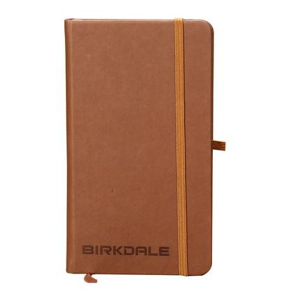 精装创意A5商务笔记本 绑带办公记事本定制