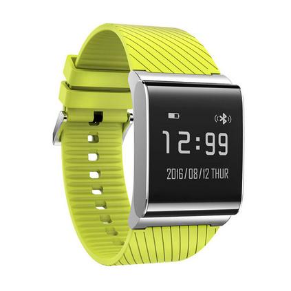 X9PLUS曲屏全觸屏血壓智能手表手環計步血壓心率血氧運動手環定制