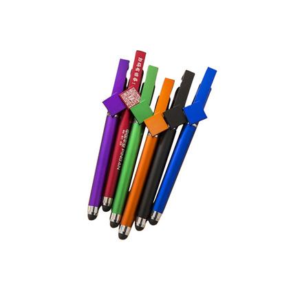 广告笔二维码笔定制印刷logo中性笔批发 碳素笔办公司宣传礼品笔定制