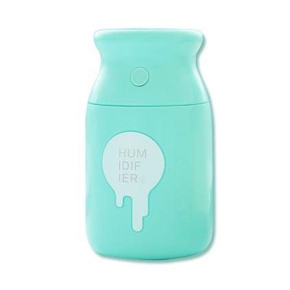 新款迷你奶瓶加濕器辦公桌面車載usb空氣加濕器定制