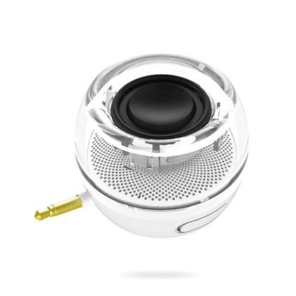 領尚 F10直插式外接擴音器通用手機迷你音響定制