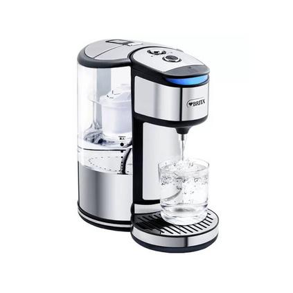 碧然德 (BRITA)1.8L加熱過濾2合1 即熱凈水吧凈水器家用電水壺凈水壺濾水壺(配1個濾芯)定制
