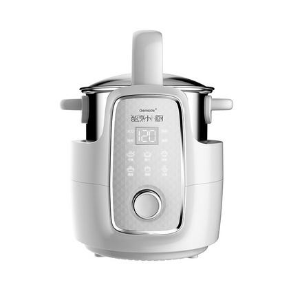 捷賽 (gemside)智能全自動炒菜機M1 炒菜機器人 自動烹飪鍋電炒鍋電飯鍋定制