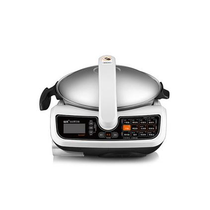 捷賽 (gemside)多功能自動炒菜機D123 智能多用途烹飪鍋電炒鍋 炒菜機器人定制