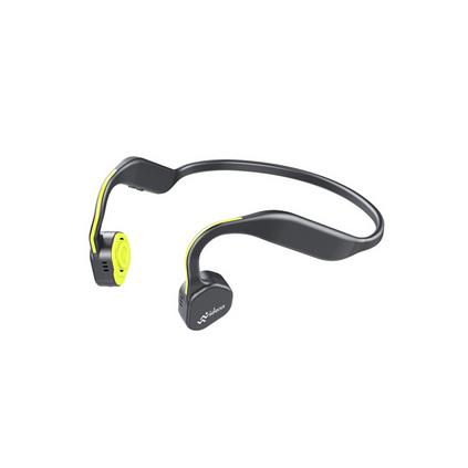 唯動 F1無線藍牙運動耳機 跑步耳機 骨傳導耳機立體聲 雙耳鈦合金后掛式耳麥定制