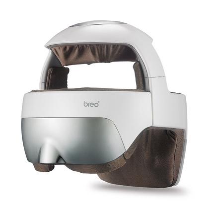倍轻松(breo)头部按摩器iDream5 头部眼部按摩仪定制