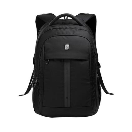 爱华仕(OIWAS)4148多功能商务专业笔记本15英寸电脑包 双肩包男 旅行背包男定制