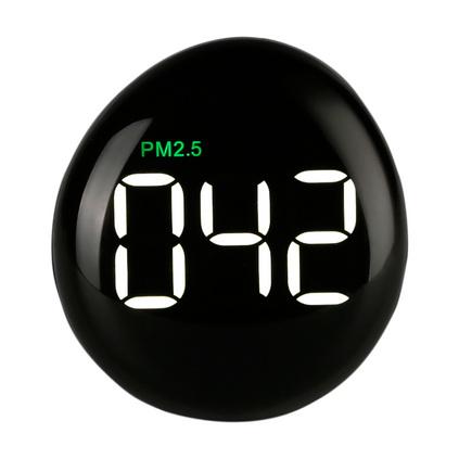 激光PM2.5检测仪雾霾测试仪器迷你便携家用监测仪亚博体育app下载地址