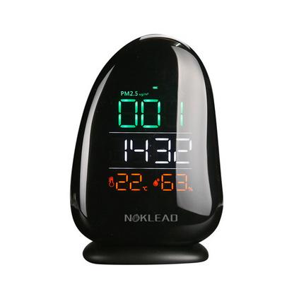 PM2.5检测仪室内激光探测仪 雾霾测试仪 粉尘检测仪温湿度监测仪亚博体育app下载地址