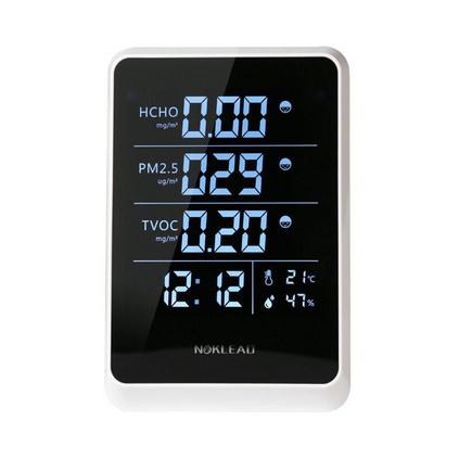 家用甲醛監測儀器空氣質量家用室內檢測儀 甲醛探測儀定制