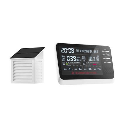 A2空气质量检测仪 PM2.5室内实时监测 多功能家用检测仪定制